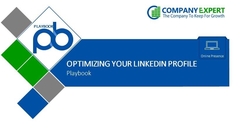 Optimizing Your LinkedIn Profile Product
