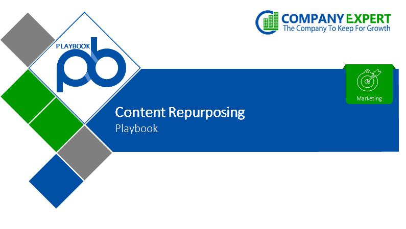 content repurposing cover