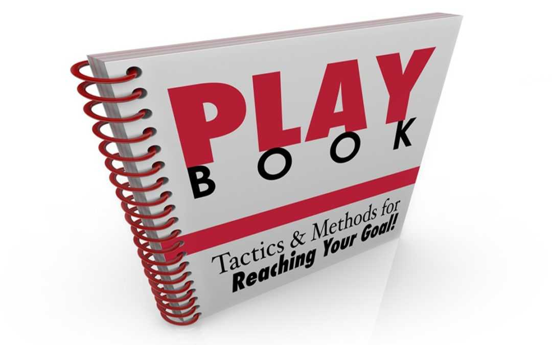 Using a Sales Playbook to Drive Revenues