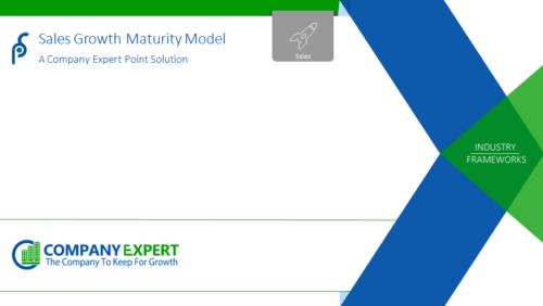 Sales Growth Maturity Model