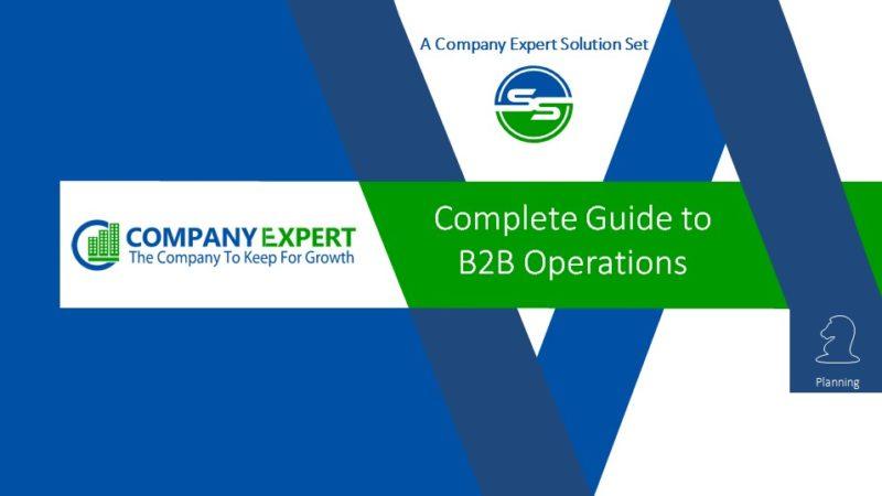 CGBO - B2B Operations